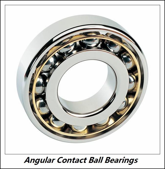 1.772 Inch | 45 Millimeter x 2.953 Inch | 75 Millimeter x 1.26 Inch | 32 Millimeter  SKF 7009 CD/DTVQ253  Angular Contact Ball Bearings
