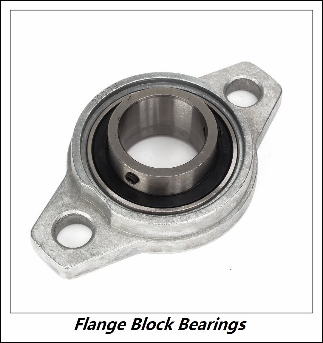 QM INDUSTRIES QVFXP22V315SB  Flange Block Bearings