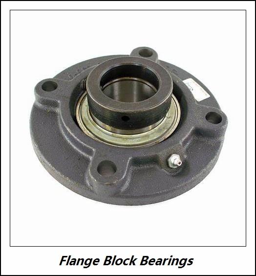QM INDUSTRIES QAAFX13A208SEO  Flange Block Bearings