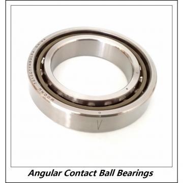 4 Inch   101.6 Millimeter x 4.625 Inch   117.475 Millimeter x 0.313 Inch   7.95 Millimeter  SKF FPXB 400  Angular Contact Ball Bearings