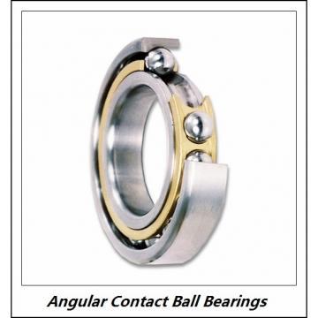 1.772 Inch | 45 Millimeter x 2.953 Inch | 75 Millimeter x 1.26 Inch | 32 Millimeter  SKF 7009 CD/HCDTVQ253  Angular Contact Ball Bearings
