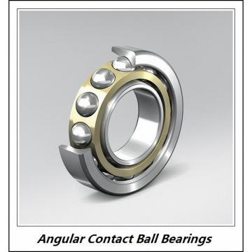 1.575 Inch | 40 Millimeter x 3.543 Inch | 90 Millimeter x 1.437 Inch | 36.5 Millimeter  SKF 3308 ATN9/W64  Angular Contact Ball Bearings