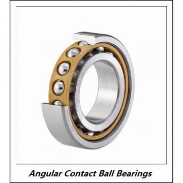 1.378 Inch | 35 Millimeter x 2.165 Inch | 55 Millimeter x 0.394 Inch | 10 Millimeter  SKF 71907 ACDGB/VQ253  Angular Contact Ball Bearings