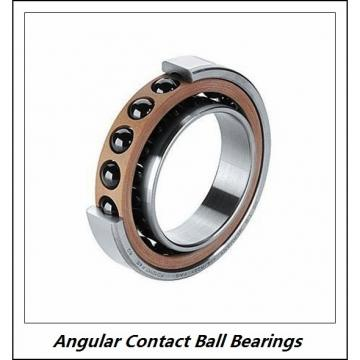 4.5 Inch   114.3 Millimeter x 5.25 Inch   133.35 Millimeter x 0.5 Inch   12.7 Millimeter  SKF FPXU 408-2RS1  Angular Contact Ball Bearings
