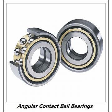 1.181 Inch | 30 Millimeter x 2.835 Inch | 72 Millimeter x 1.189 Inch | 30.2 Millimeter  SKF 3306 A-2RS1/GJN  Angular Contact Ball Bearings