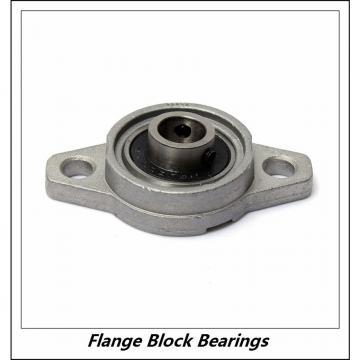 QM INDUSTRIES QMC08J108ST  Flange Block Bearings