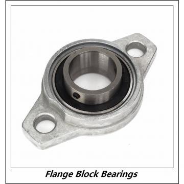 QM INDUSTRIES QMC08J107SC  Flange Block Bearings