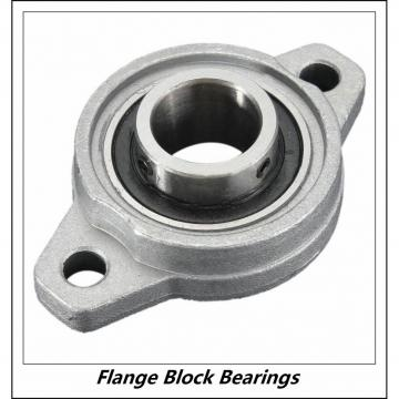 QM INDUSTRIES QVFKP22V312SB  Flange Block Bearings