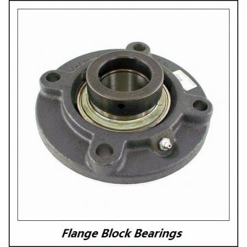 QM INDUSTRIES TAFKP17K075SM  Flange Block Bearings