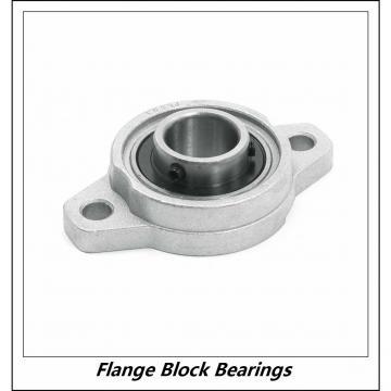 QM INDUSTRIES QVVFB17V075SC  Flange Block Bearings