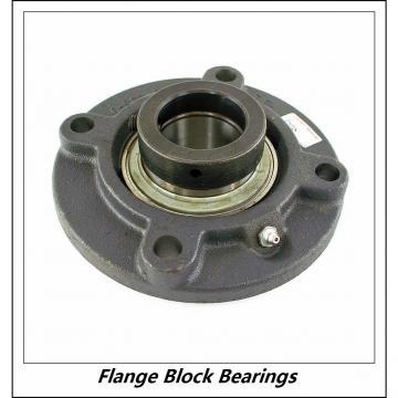 QM INDUSTRIES QACW09A040SEM  Flange Block Bearings