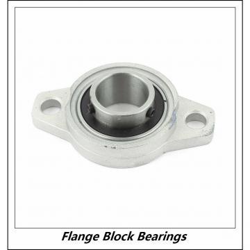 QM INDUSTRIES QACW09A112SEM  Flange Block Bearings