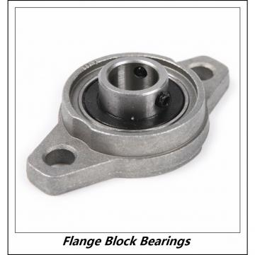 QM INDUSTRIES QAFYP09A040SEM  Flange Block Bearings