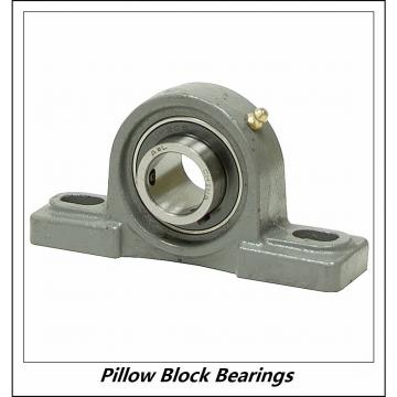 1.438 Inch | 36.525 Millimeter x 2.016 Inch | 51.2 Millimeter x 1.875 Inch | 47.63 Millimeter  LINK BELT P3Y223N  Pillow Block Bearings