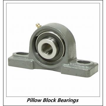 0.984 Inch   25 Millimeter x 1.172 Inch   29.77 Millimeter x 1.437 Inch   36.5 Millimeter  LINK BELT KLPS2M25D  Pillow Block Bearings