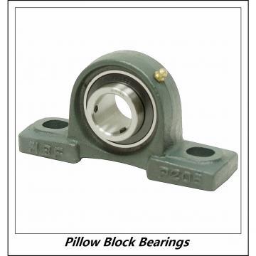 0.669 Inch   17 Millimeter x 1.094 Inch   27.8 Millimeter x 1.189 Inch   30.2 Millimeter  LINK BELT P3U2M17N  Pillow Block Bearings