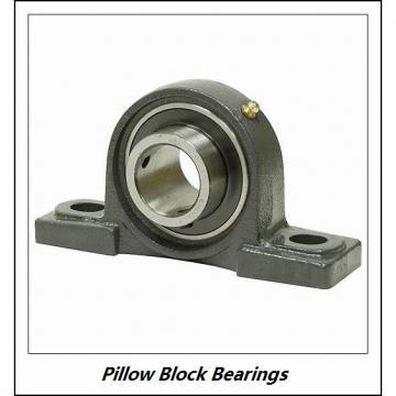 0.938 Inch | 23.825 Millimeter x 1.672 Inch | 42.469 Millimeter x 1.875 Inch | 47.63 Millimeter  LINK BELT PU315  Pillow Block Bearings