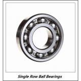 RBC BEARINGS B542DDFS464  Single Row Ball Bearings